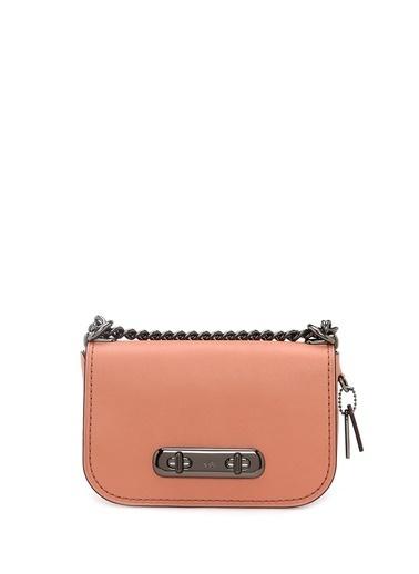 Coach Messenger / Askılı Çanta Sarı
